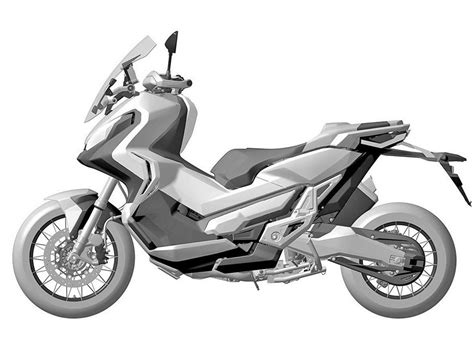 Honda X Adv Picture by Official 2017 Honda X Adv Dct Automatic Motorcycle