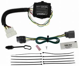 2013 Honda Pilot Hopkins Plug-in Simple Wiring Harness For Factory Tow Package