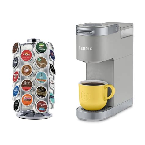 Allows you to brew 5+ cups before having to refill, saving you time and simplifying your morning routine. Keurig K-Mini Plus, Single Serve K-Cup Pod Coffee Maker & Reviews | Wayfair
