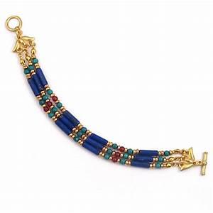 Egyptian Lapis and Turquoise Bracelet - Ancient Egyptian