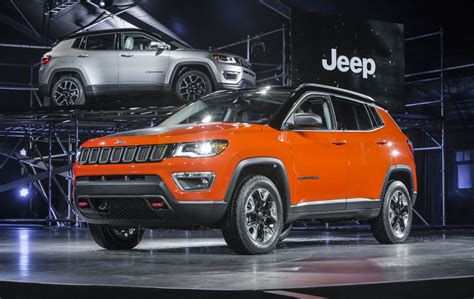 jeep neue modelle 2020 jeep compass 2017 premiere in los angeles