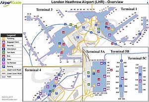 London Heathrow Airport - EGLL - LHR - Airport Guide