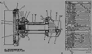 2v7115 Final Drive Group - Track-type Loader Caterpillar 951c