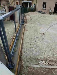 plan de fabrication portail bois portail bois With table de jardin aluminium leroy merlin 5 portail coulissant aluminium concarneau gris anthracite
