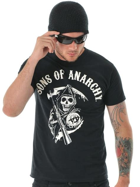 sons of anarchy shirts sons of anarchy t shirt black reaper shirt soa big 3x 4x 5x 6x 7x ebay