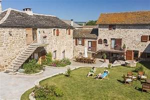 les caselles ch218 tourisme aveyron With photos terrasses et jardins 7 cour de la ferme jardins de celine