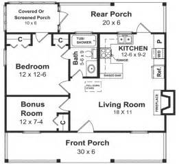600 Sq Ft Floor Plans Photo Gallery by Cabin Style House Plan 1 Beds 1 Baths 600 Sq Ft Plan 21 108