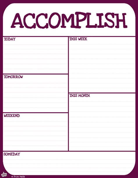 todo checklist to do list template free to do list