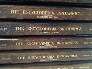 Finding The Value Of Encyclopedia Britannica Encyclopedias