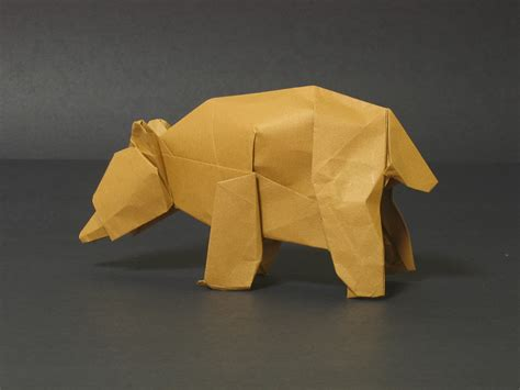 zing man origami animals beasts  creatures