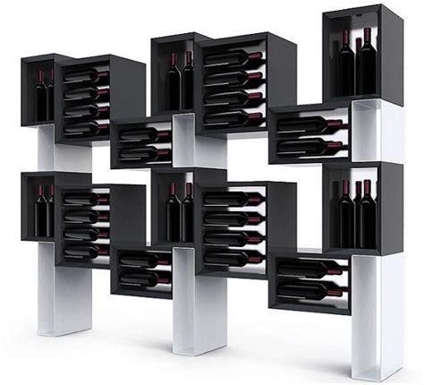 Appendi Bicchieri Bar by Porta Bottiglie In Legno Esigo