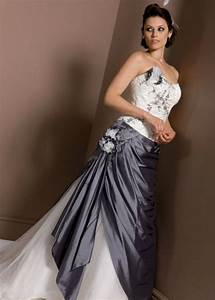 grey wedding dresses With gray dress for wedding