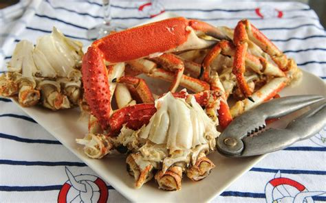 cuisiner crabe araignée cuisine à l 39 ouest