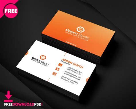 design corporate business card freedownloadpsdcom