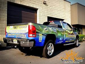 landscape truck With truck lettering ideas