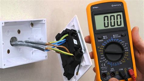how to replace l socket how to replace a wall socket