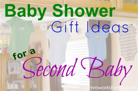 baby shower for second child baby shower gift ideas for second baby a crafty spoonful
