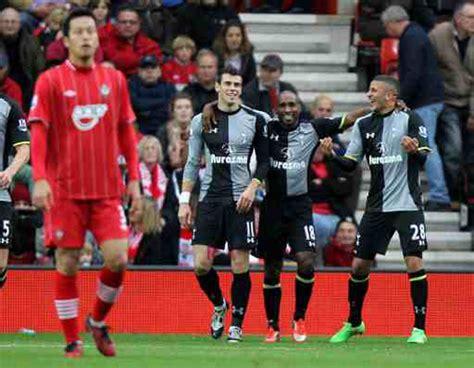Southampton 1-2 Tottenham – Ex-Saint Bale On Target As ...