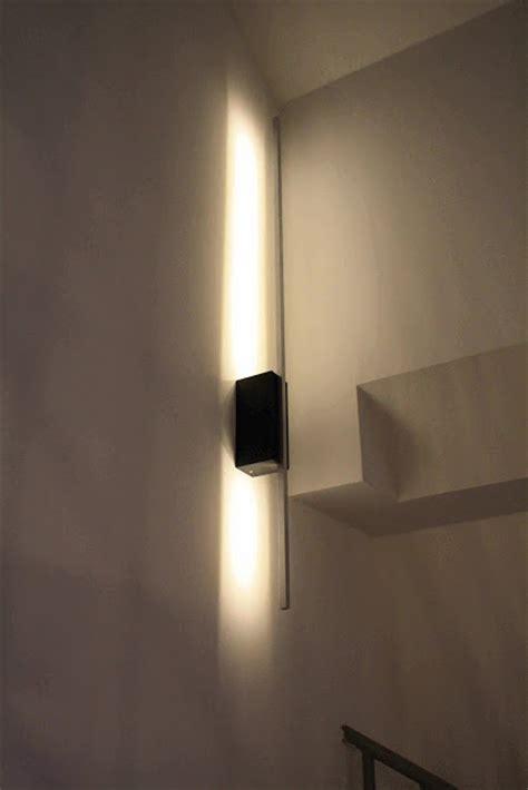 ledberg wall lamp  stairway ikea hackers ikea hackers