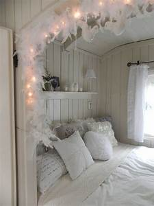 Shabby And Charme : decorating with lights for christmas 21 looks messagenote ~ Farleysfitness.com Idées de Décoration