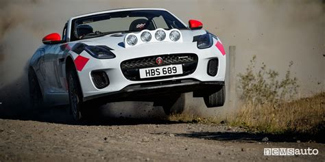 Auto Da Rally, Speciali Jaguar F-type Spider
