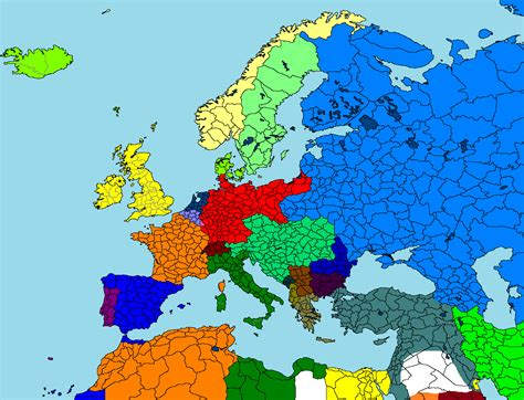 image map  europe png thefutureofeuropes wiki