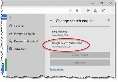 Edge Engine Microsoft Change Google Legacy