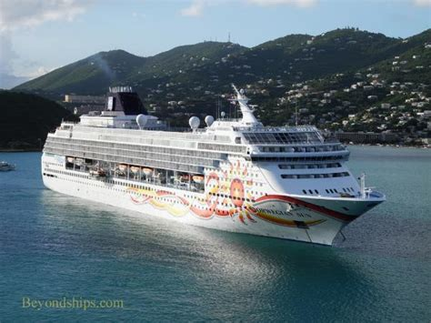 Norwegian Sun - Cruise Ship Profile