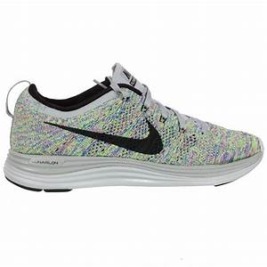 Nike Flyknit Lunar 1+ Women's Running Shoe Grey