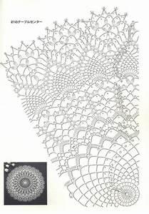 Three Beautiful Crochet Doily Pattern