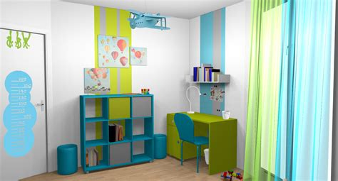 deco chambre bébé garcon idée déco chambre garçon turquoise