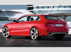 RS5 Shooting Brake rendering AudiWorld Forums