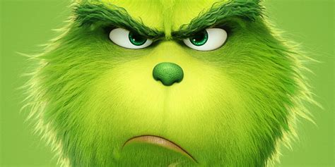 The Grinch Poster Released Ahead Of First Trailer