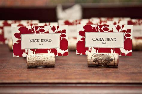 wine cork place card holder wedding place card holders bling wedding decor brico récup n 10 les bouchons en liège décoration