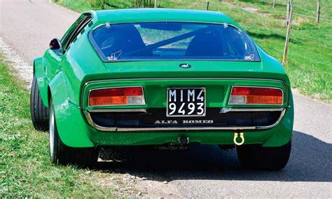alfa romeo montreal race car 1973 alfa romeo montreal group 4 race car track road
