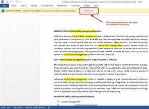 how to prevent document editing in word 2013 tutorials With editing a documents