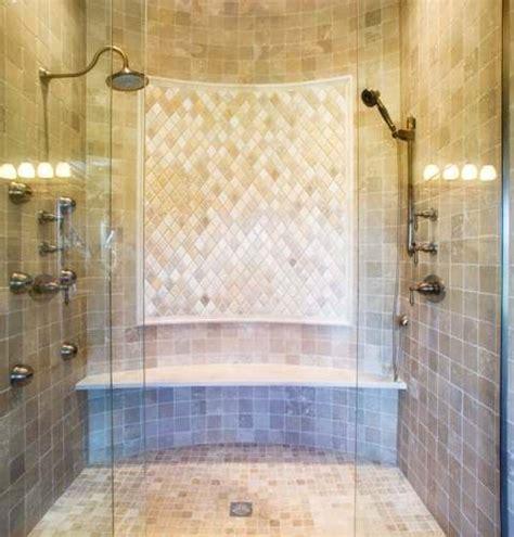 beautiful tile showers beautiful bathroom tile photos