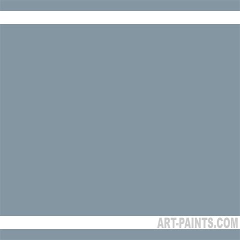 light blue grey model metal paints and