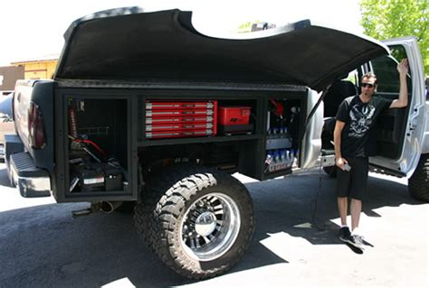 concept work truck rize concept truck soup group
