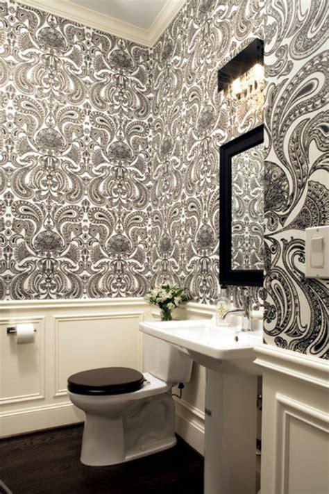 le papier peint baroque  le style moderne classique