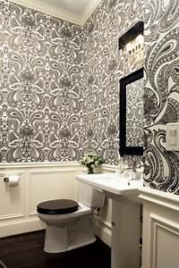 Le Papier Peint Baroque Et Le Style Moderne Classique