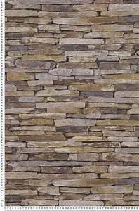 Papier Peint Pierre Blanche : mur imitation brique blanche top carrelage effet brique ~ Dailycaller-alerts.com Idées de Décoration