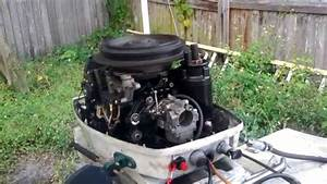 1990 Johnson 30hp Problem