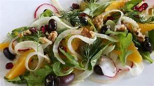 Fennel, orange and walnut salad Recipe Good Food