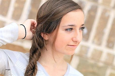 10 elegant hairstyles for 12 year old girls for any