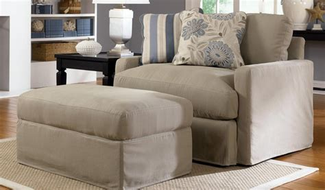slipcover for oversized chair and ottoman oversized chair and ottoman slipcover chairs seating