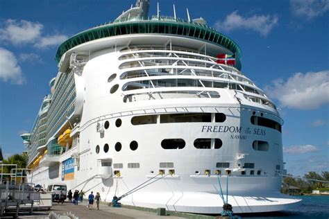 Freedom Of The Seas Ship Royal Caribbean Review
