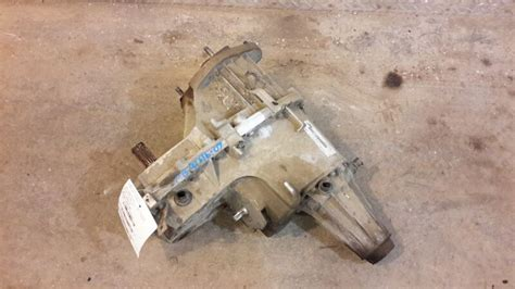 Chevy Trailblazer Transfer Case Ebay
