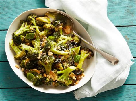 parmesan roasted broccoli recipe ina garten food network