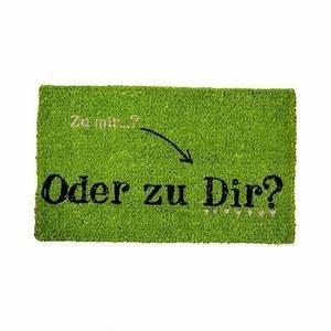 Gift Company Fußmatte : gift company fu matte aus kokosfaser zu mir oder zu ~ A.2002-acura-tl-radio.info Haus und Dekorationen